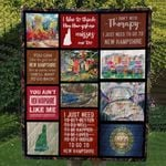 I Like To Think New Hampshire Misses Me Too Quilt Blanket Great Customized Blanket Gifts For Birthday Christmas Thanksgiving