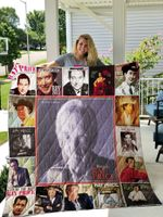 Ray Price Best Of The Best If I Could Have Chosen To Be Gay Or Straight I Think I Would Have Simple Chosen To Be Happy Quilt Blanket Great Customized Blanket Gifts For Birthday Christmas Thanksgiving