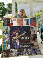 Marcus Miller Albums Quilt Blanket For Fans Ver 17