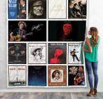 Willie Nelson Quilt Blanket For Fans 02