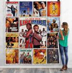 Best Sport Movies Quilt Blanket 2