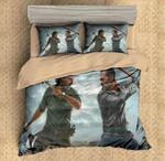 The Walking Dead 3d Printed Bedding Set (Duvet Cover & Pillow Cases)