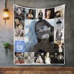 Trina Album Covers Quilt Blanket
