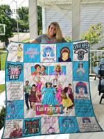 Hairspray Quilt Blanket For Fans Ver 17