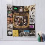 The Raconteurs Style 2 Quilt Blanket