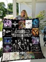Avenged Sevenfold Quilt Blanket