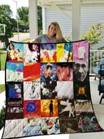 The Cure Quilt Blanket