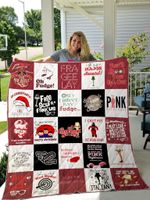 A Christmas Story Quilt Blanket