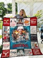 Mofi – National Lampoon Christmas Vacation Quilt Blanket For Fans