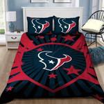 Houston Texans Bedding Set (Duvet Cover & Pillow Cases)
