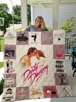 Dirty Dancing Quilt Blanket For Fans Ver 17-1