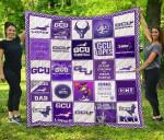 Grand Canyon University Quilt Blanket