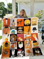 A Clockwork Orange Quilt Blanket 0441