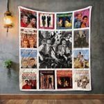 The Everly Brothers Album Covers Quilt Blanket