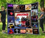 Black Sabbath Quilt Blanket