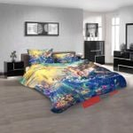 Cartoon Movies The Little Mermaid N 3d Customized Duvet Cover Bedroom Sets Bedding Sets
