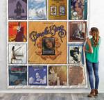 Carole King Quilt Blanket 01