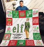 Elf Quilt Blanket For Fans Ver 17-2