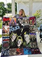 The Police Albums Quilt Blanket For Fans Ver 17