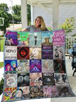 Nervo Albums Quilt Blanket For Fans Ver 25
