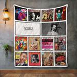 Frank Zappa Album Covers Quilt Blanket