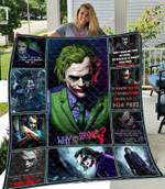 Joker Quilt Blanket 02