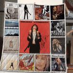 Melissa Etheridge Album Quilt Blanket 02