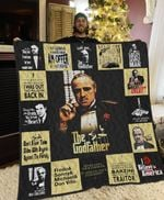 The Godfather Poster Quilt Blanket