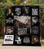 Peaky Blinders Quilt Blanket