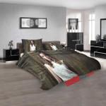 Katie Cassidy N 3d Duvet Cover Bedding Sets