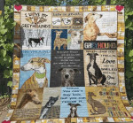 Greyhound When I Saw You I Feel In Love Quilt Blanket Great Customized Blanket Gifts For Birthday Christmas Thanksgiving Perfect Gift For Greyhound Lovers