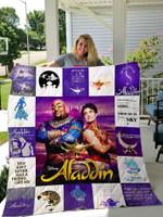 Broadway – Aladdin The Musical Quilt Blanket Ver 17