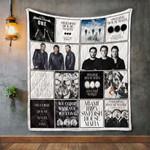 Swedish House Mafia Album Covers Quilt Blanket