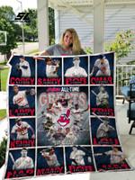 Mlb – Cleveland Indians Quilt Blanket