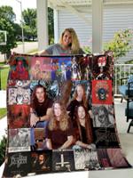 Death Quilt Blanket