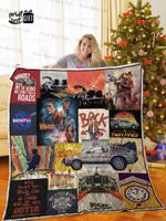 Back To The Future Poster Quilt Ver 3