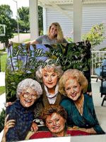 The Golden Girls Quilt Blanket Great Customized Blanket Gifts For Birthday Christmas Thanksgiving