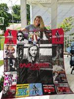 David Guetta Quilt Blanket For Fans Ver 17