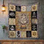 Harry Potter Style 2 Quilt Blanket