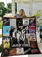 Bad Company Albums Cover Poster Quilt Blanket