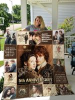 Outlander Ver 2 All Season Plus Size Quilt Blanket