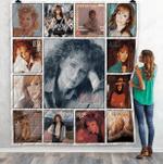 Reba Mcentire Albums Quilt Blanket 02
