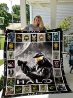 Halo Wars 2 Xbox 360 Quilt Blanket Gifts Halo Universe, Definitive Edition Gifts