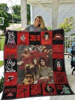 The Rocky Horror Picture Show Quilt Blanket