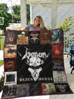 Venom (Band)  Albums Quilt Blanket For Fans Ver 17