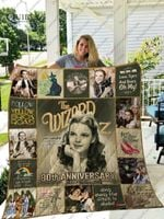 Mofi – The Wizard Of Oz – Somewhere 80th Quilt Blanket For Fans Ver 17