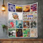 Embryo Album Covers Quilt Blanket