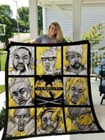 Wu-Tang Clan Quilt Blanket For Fans
