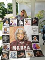 Madea Quilt Blanket For Fans Ver 17-1