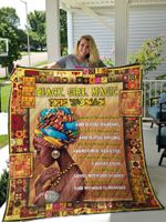 Black Girl Magic Has Cried A Thousand Tears Quilt Blanket Great Customized Gifts For Birthday Christmas Thanksgiving Perfect Gifts For African Culture Lover